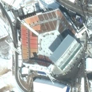 Pyeongchang Olympic Stadium (Google Maps)