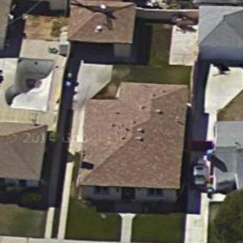 Tiffany Haddish's House In Los Angeles, CA (Google Maps