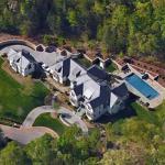 Bill Haas' House