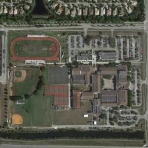 Marjory Stoneman Douglas High School shooting (14 Feb, 2018) (Google Maps)
