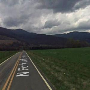 "Billboard locations (""Three Billboards Outside Ebbing, Missouri"") (StreetView)"