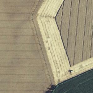 Nunwick Henge (Google Maps)