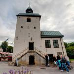 Vadstena Town Hall (Sweden's oldest preserved town hall)