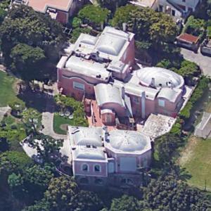 Mona von Bismarck's House (Former) (Google Maps)