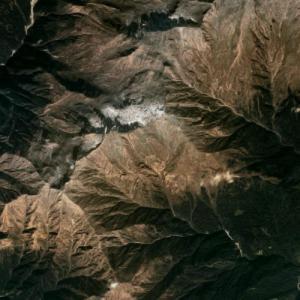 2017 Uttarakhand earthquake epicenter (Google Maps)