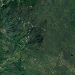 2017 Leyte earthquake epicenter (Google Maps)