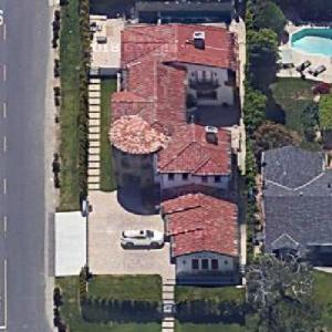 Michael B. Jordan's House (Google Maps)