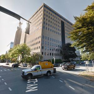 "Washington Post Offices (""The Post"") (StreetView)"