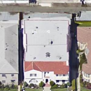 Pedro Pascal's House (Google Maps)