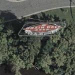 wall advertising panel for Grain Belt Beer (Google Maps)