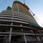 Mzizima Towers under construction