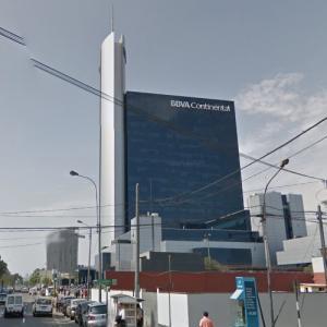 BBVA Continental (StreetView)