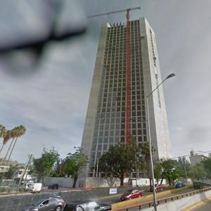 Corporativo Bansi under construction (StreetView)