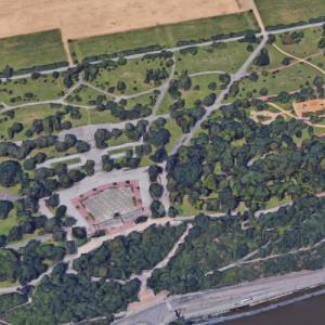 Letná Park (Google Maps)
