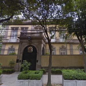 Embassy of the United Kingdom, Mexico (StreetView)