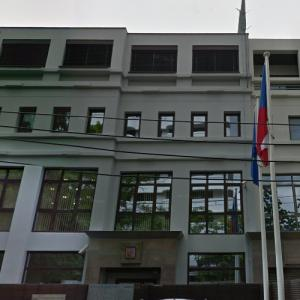 Embassy of the Czech Republic, Bangkok (StreetView)
