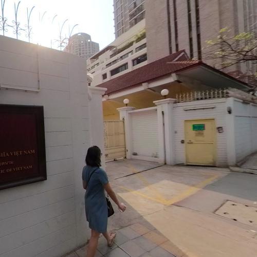 Embassy of Vietnam, Bangkok in Bangkok, Thailand (Google Maps)