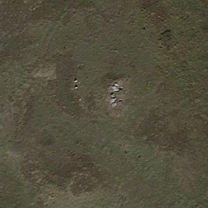 Troldegårdene Jættestue (Passage Grave) (Google Maps)