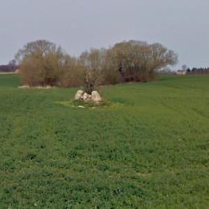 Venslev Marker Megalitgrav #2 (Dolmen) (StreetView)