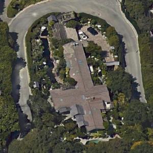 Saeid Aframian's House (Google Maps)
