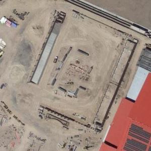 Zions Bank Stadium under construction (Google Maps)
