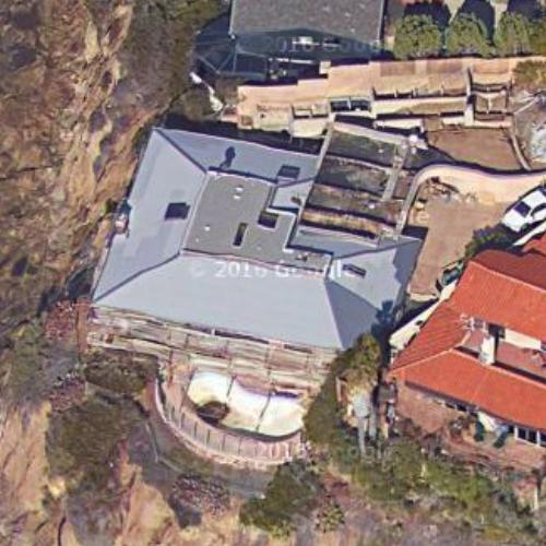 Mike Trout's House (Former) in Laguna Beach, CA - Virtual ...