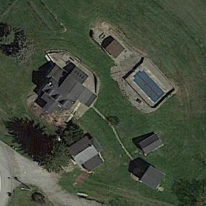 Rick Saccone's House (Google Maps)