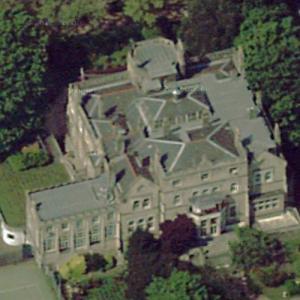 Russian Ambassador's Residence, London (Google Maps)