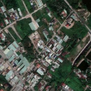 1975 Tân Sơn Nhứt C-5 accident site (Google Maps)