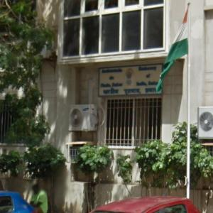 Embassy of India, Dakar (StreetView)