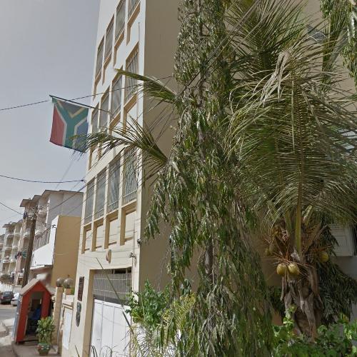 Embassy Of South Africa Dakar In Dakar Senegal Google Maps
