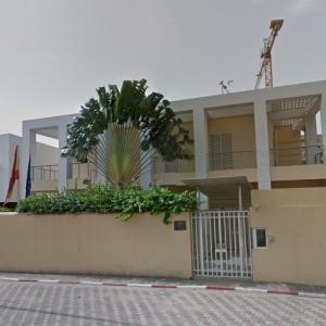 Embassy of Spain, Dakar (StreetView)