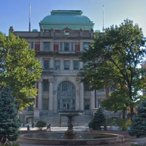 Long Island City Courthouse (StreetView)