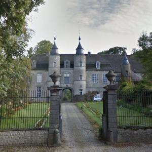 Houtain-le-Val Castle (StreetView)