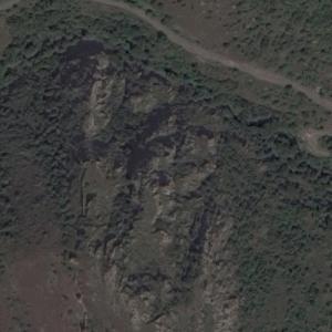 Baghaberd (Google Maps)