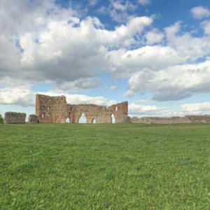 Ludza Castle (StreetView)