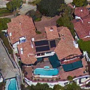 Joel Simkhai's House (Google Maps)