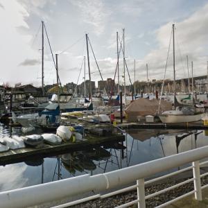 False Creek Yacht Club (StreetView)