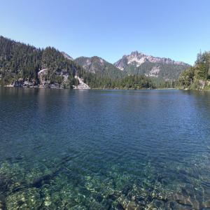 Copper Lake (StreetView)