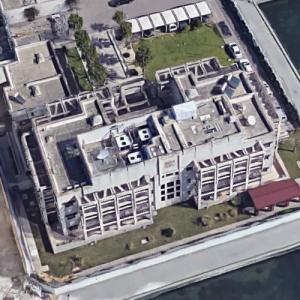 Embassy of the United Kingdom, Tunis (Google Maps)