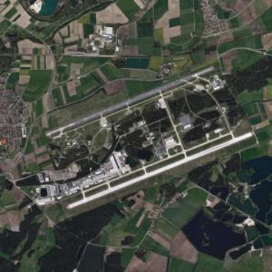 Ingolstadt Manching Airport (Google Maps)