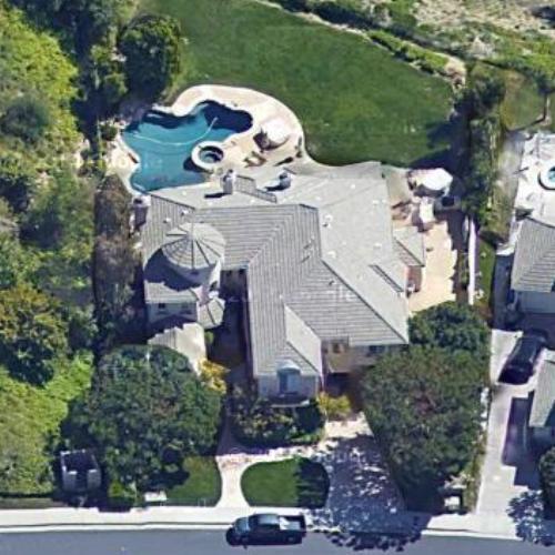 Kendrick Lamar's House (Google Maps)