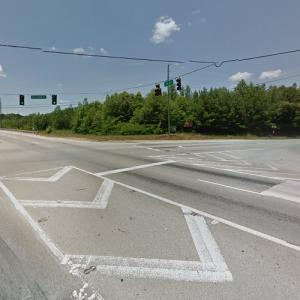 """Carl searches for gas (""""The Walking Dead"""") (StreetView)"""