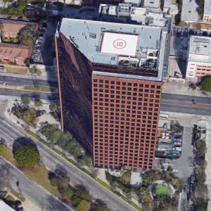 '6500 Wilshire' by I.M. Pei (Google Maps)