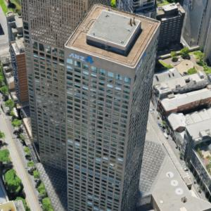 'ANZ Tower' by I.M. Pei (Google Maps)