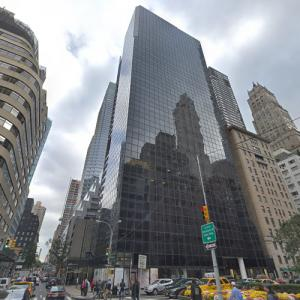 '499 Park Avenue' by I.M. Pei (StreetView)