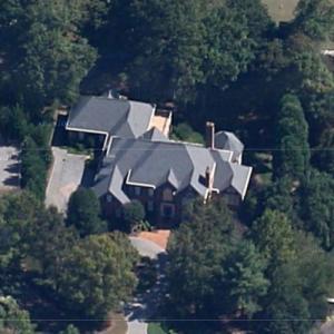 Joe Rogers, Sr.'s House (Deceased) (Google Maps)