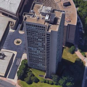 'Bushnell Tower' by I.M. Pei (Google Maps)