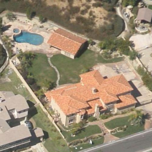 Terry Crews' House (Google Maps)