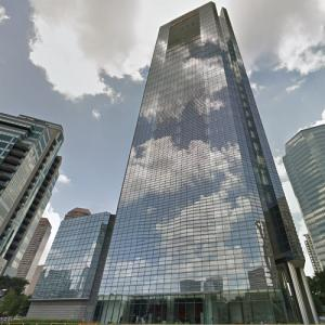 'Five Oaks Place' by Cesar Pelli (StreetView)
